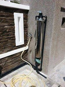 Penapis Air Bamboo (Luar/Outdoor Filter) gambar 2